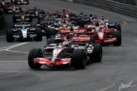 La carrera empieza en la sesión de clasificación