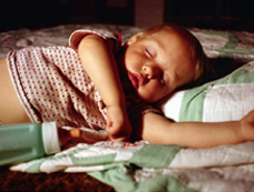 ¿Cuándo es necesario acudir a un especialista en sueño infantil?