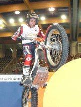 Toni Bou vence en el Trial Indoor de Granada