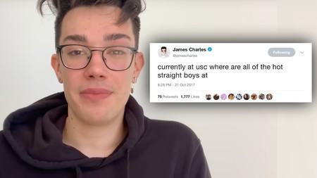 """El youtuber James Charles pierde millones de seguidores tras las acusaciones de acoso y """"traicionar"""" a su mentora"""