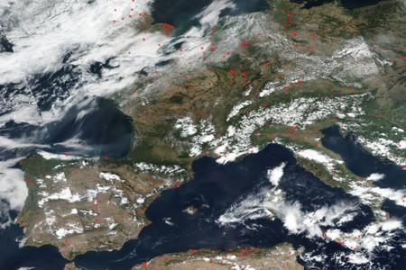 En Llamas Europa