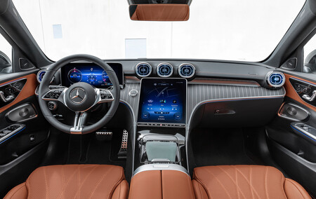 Mercedes-Benz Clase C All-Terrain 2022