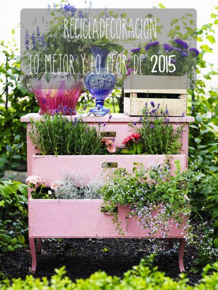 Las mejores (y las peores...) ideas de recicladecoración de 2015