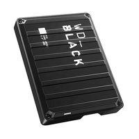 Todo el espacio para juegos para tu consola que vas a necesitar este verano te lo deja Amazon por sólo 123 euros con el WD Black P10 de 5 TB