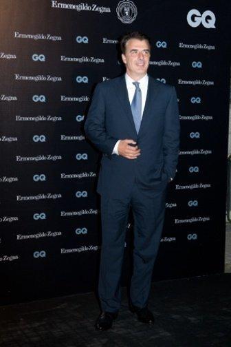 Chris Noth es elegido por la revista GQ como uno de los hombres más elegantes