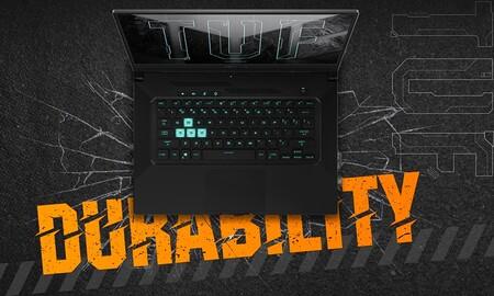 ASUS TUF Dash F15 FX516PM-HN023: este potente y delgado portátil gaming con gráfica RTX3060 cuesta 210 euros menos en PcComponentes