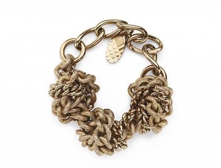 Collares y pulseras Burberry para el próximo otoño invierno 2009/2010