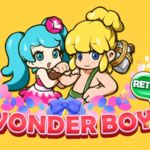 No hay dos sin tres: Wonder Boy regresará por partida triple con Wonder Boy Returns