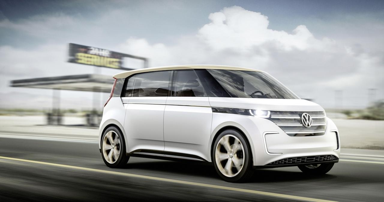 Foto de Volkswagen BUDD-e (12/27)