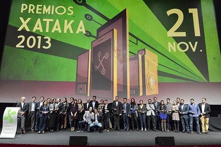 Los ganadores de los Premios Xataka 2013