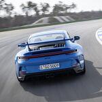 ¡Demencial! A 300 km/h durante 5.000 kilómetros: el fatigoso test que superó el Porsche 911 GT3 en su puesta a punto