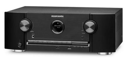 Marantz SR5009, receptor A/V pensado para el streaming