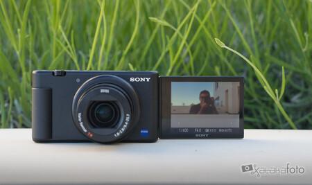 Sony Zv 1 Review