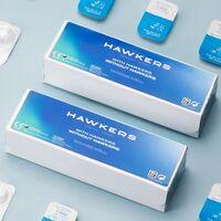 Las lentillas diarias de Hawkers cuestan menos de 1 euro al día y ahora puedes probarlas 10 días por sólo 3,99 euros