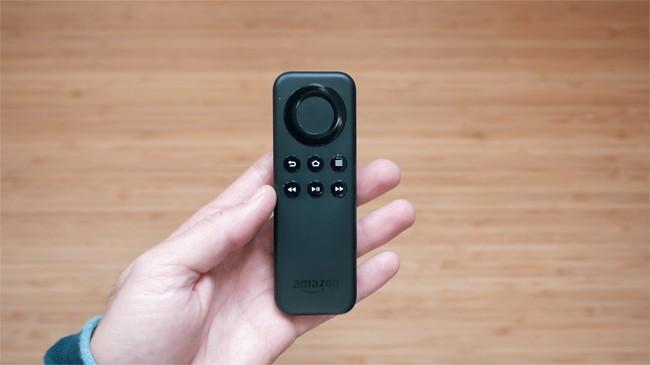 Mando del Amazon Fire TV Stick Basic Edition