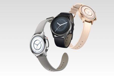 El smartwatch Ticwatch C2+ con Wear OS, 1 GB de RAM y pagos NFC está más barato que nunca en Amazon por 146,14 euros