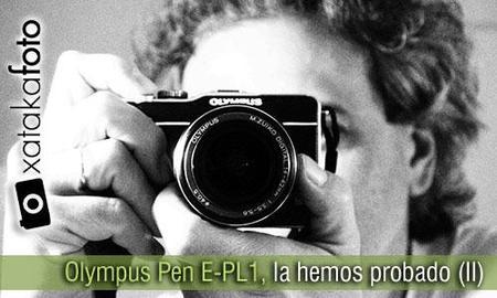 Olympus Pen E-PL1, la hemos probado (II)