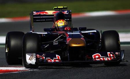 GP de España F1 2011: Jaime Alguersuari saldrá desde la decimotercera posición