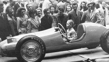 Salón del Automóvil de París, 1950