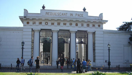 Cementerios de Buenos Aires: visitas guiadas gratuitas
