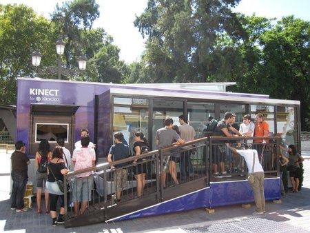 Move Vs Kinect en una soleada mañana de sábado