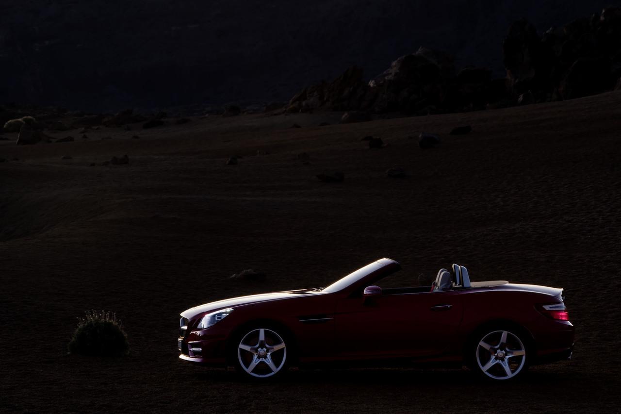 Foto de Mercedes-Benz SLK Roadster 2011 (21/36)