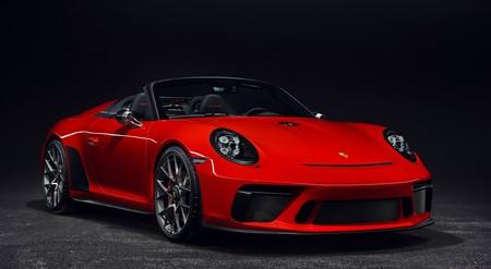 ¡Lo veremos por la calle! El Porsche 911 Speedster confirma su producción con 1.948 unidades