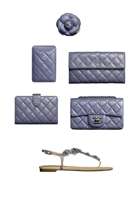 Chanel colección fiesta Navidad Invierno 2011/2012