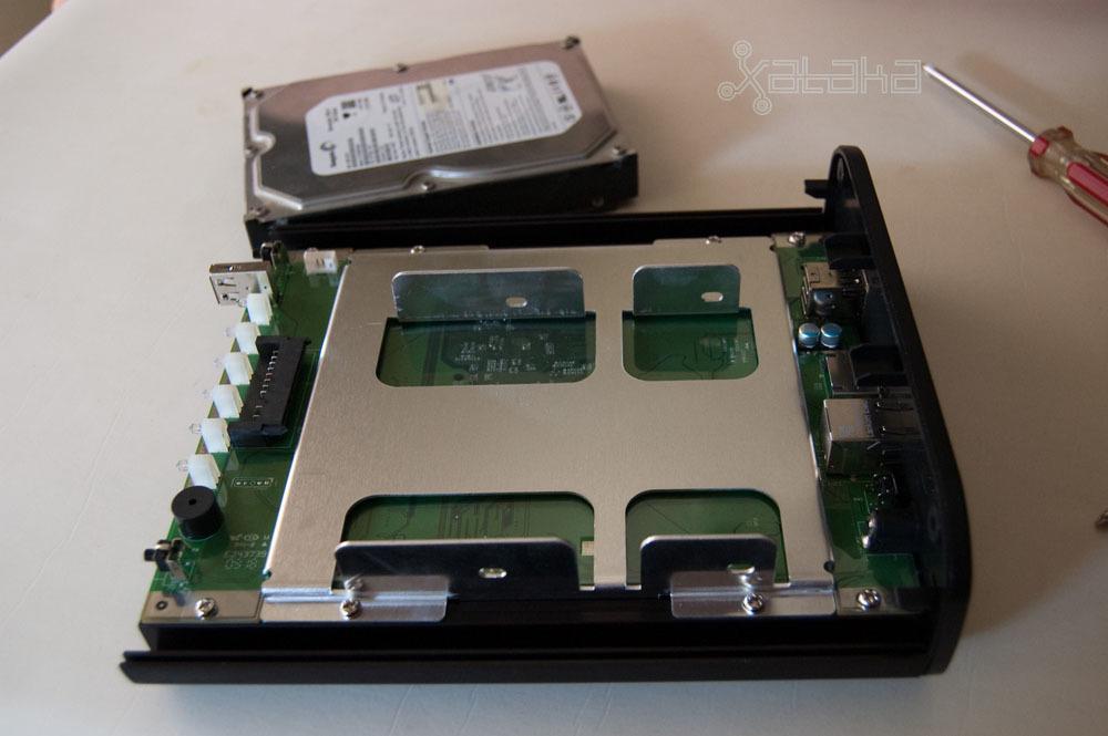 QNAP TS-119 Turbo NAS, análisis