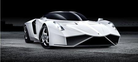 Alpha-2, el deportivo eléctrico de 374 CV