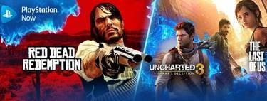 PS Now, el servicio de videojuegos en streaming de Sony, llegará pronto a España. Ya puedes apuntarte a la beta