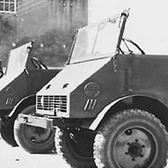Foto 6 de 15 de la galería mercedes-benz-unimog-1946-2016 en Motorpasión