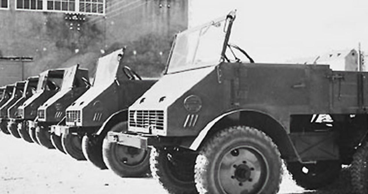 Foto de Mercedes-Benz Unimog (1946-2016) (6/15)
