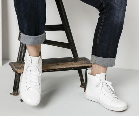 Birkenstock también tiene nuevas high tops para el hombre contemporáneo