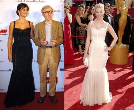 Vestido de Dolce & Gabbana: ¿Penélope o January?