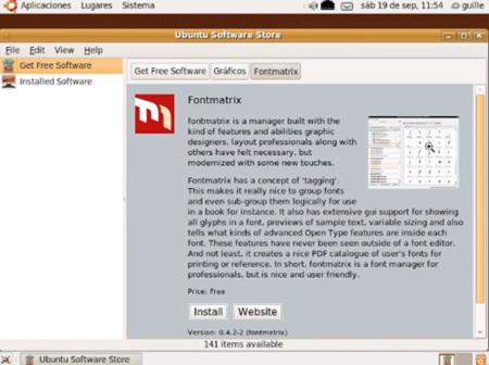 Ubuntu Software Store 3
