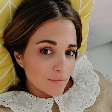 Paula Echevarría celebra San Valentín con un precioso vestido de Asos con el que ser la invitada perfecta