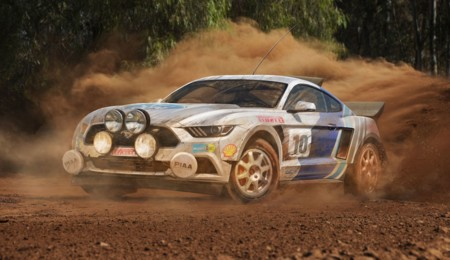 Ford Mustang RS200