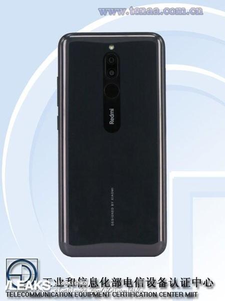 Xiaomi Redmi Note 8 Tenaa