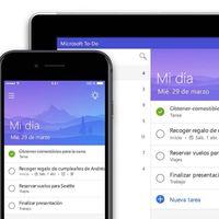 Microsoft actualiza su app para gestión de la agenda: ahora podemos asignar tareas en listas compartidas