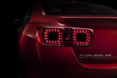 El nuevo Chevrolet Malibu será un modelo global