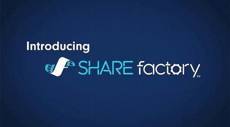 Tendremos la posibilidad de editar videos en PS4 gracias SHAREfactory