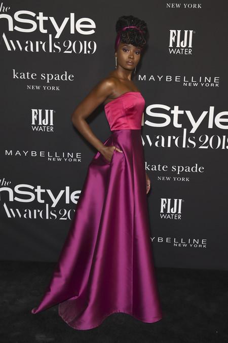 Kiki Layne alfombra roja