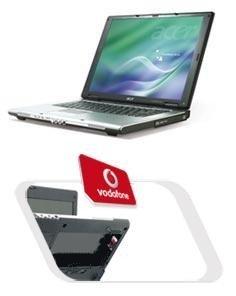 3G de serie en los portátiles Acer