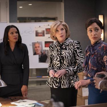 'The Good Fight' aborda el caso Epstein para concluir una temporada 4 que roza la excelencia