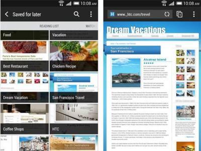 HTC publica en Google Play su navegador web nativo para Sense