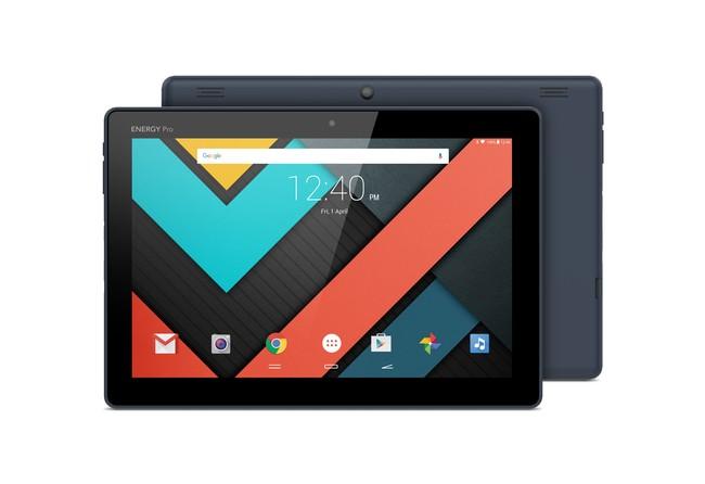 Energy Tablet Pro tres 3
