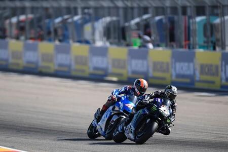 Vinales Rins Aragon Motogp 2020