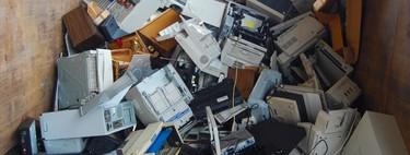 En 2019 generamos 53,6 millones de toneladas de residuos electrónicos en todo el mundo, según Naciones Unidas