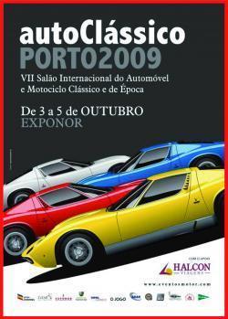 AutoClassico Porto, la cita ineludible para los amantes de los coches clásicos